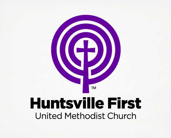Identity - Huntsville First<br />United Methodist Church - Logo 1