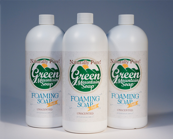 Print - Green Mountain Soap Company - Soap Packaging And Labels 3