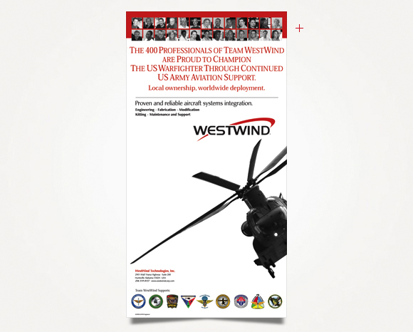 Print - WESTWIND - Advertisement